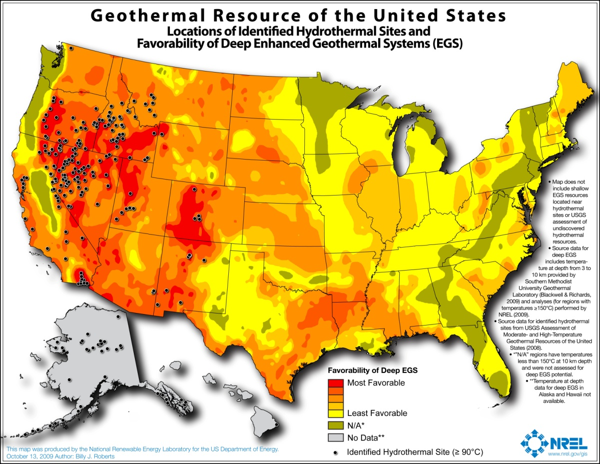 Api Fracking And A Geothermal Energy Revolution