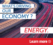 What's Driving Our Economy?  Energy