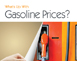 What's Up with Gasoline Prices?