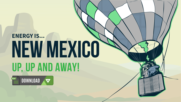 Download: New Mexico, Up, Up and Away