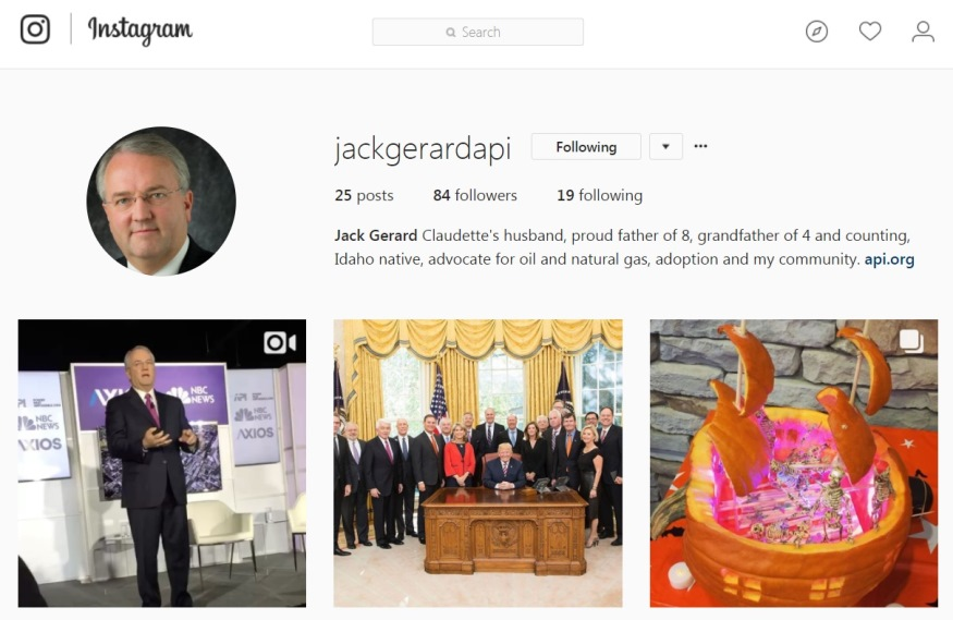API | Welcome to Instagram, @JackGerardAPI!