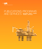 2014 Publications Catalog Cover
